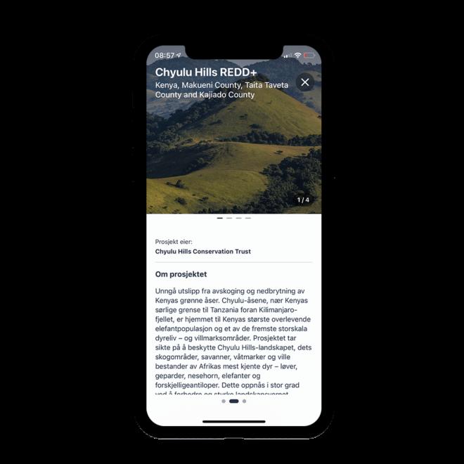 Chyulu Hills prosjektet